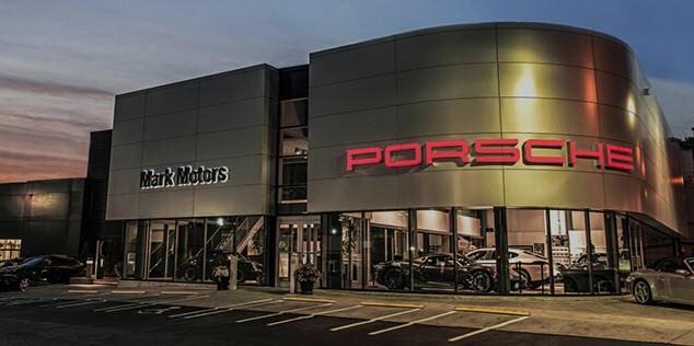 Mark Motors Porsche