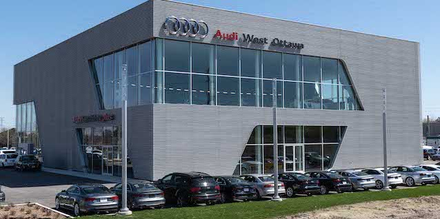Audi West Ottawa