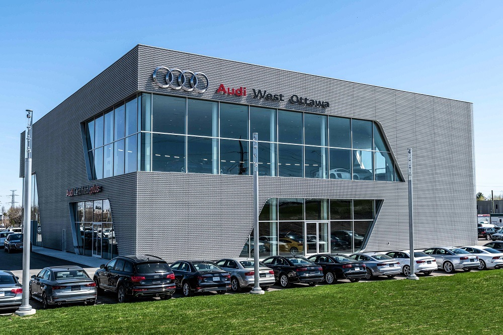 Audi West Dealership